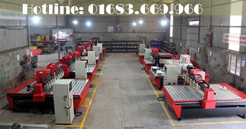 Những ưu điểm vượt trội của máy CNC Đông Phương Hà Nội